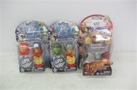 Lot of Various Smash'ems Toys