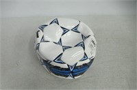 Select Sport Numero 10 Soccer Ball, White/Royal