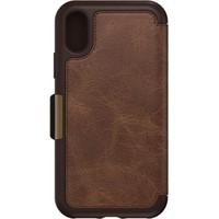 OtterBox Strada Folio iPhone X Leather Wallet Case