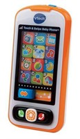 VTech® Touch & Swipe Baby Phone - English Version