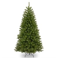 National Tree 7.5-Foot North Valley Spruce Tree