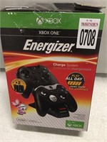 XBOX ENERGIZER CHARGE SYSTEN