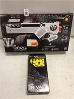 NERF RIVAL ITEMS