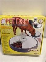 AUTOMATIC PET DISH