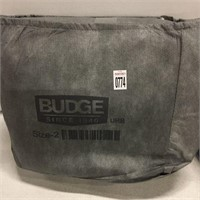 BUDGE SIZE 2 COVER