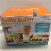 BABY BULLET 20 PIECE SET