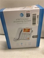 AT & T CORDED ANSWERING SYTEM