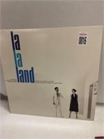LA LA LAND RECORD ALBUM