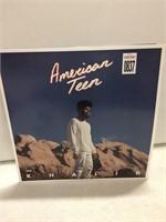 AMERICAN TEEN RECORD ALBUM