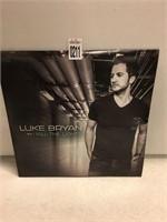 LUKE BRYAN RECORD ALBUM