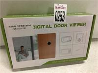 SMART DIGITAL DOOR VIEWER
