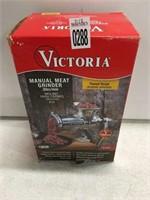VICTORIA MANUAL MEAT GRINDER