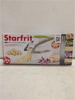 STARFRIT FRY CUTTER & CUBER