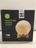 3D PRINTING MOONLIGHT