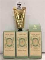 3PC SOOTHING ALMOND HAND CREAM