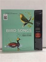 BIRD SONGS BOOK