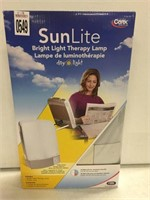 CAREX SUNLITE THERAPY LAMP
