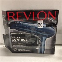 REVLON FRIZZ CONTROL STYLER