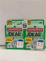 MONOPOLY DEAL 2PC