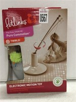PETLINKS ELECTRONIC MOTION TOY