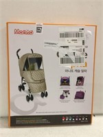 MANITO CATLE ALPHA STROLLER COVER