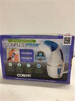 CONAIR COMPLETE STEAM FABRIC STEAMER