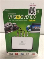 HOMESTECH VHS TO DVD 8.0 DELUXE