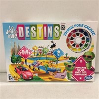 GAME OF LIFE BOARD GAME(IN FRENCH)