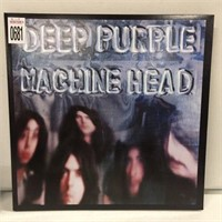 DEEP PURPLE VINYL RECORD ALBUM