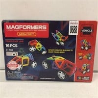 MAGFORMERS VEHICLE SET LINE AGES 3+