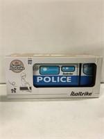 ITALTRIKE POLICE CAR RIDE-ON BUS