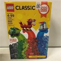 LEGO CLASSIC CREATIVE BOX AGES 4-99