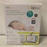 BBLUV VIDEO BABY MONITOR