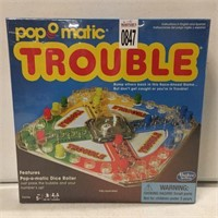 POP O MATIC TROUBLE DICE ROLLER AGES 5+