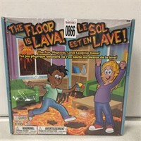 THE FLOOR IS LAVA LEAPING GAME AGES 5-105