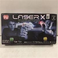 LASERX DOUBLE BLASTERS