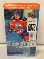 2016-2017 UPPER DECK SERIES ONE HOCKEY