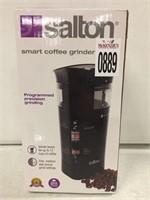SALTON SMART COFFEE GRINDER