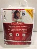 ALLEREASE BEDBUG PROTECTION KIT FULL