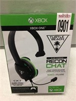 XBOX ONE RECON CHAT