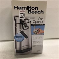 HAMILTON BEACH CAN OPENER