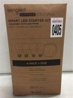 SENGLED LED STARTER KIT 4 PACK