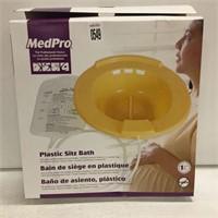 MEDPRO PLASTIC SITZ BATH