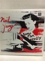 NEIL YOUNG RECORD ALBUM