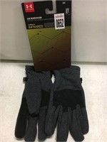 UNDER ARMOUR GLOVES SIZE SMALL
