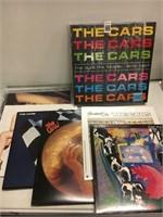 THE CARS RECORD ALBUM