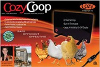 COZY COOP RADIANT HEATING SYSTEM