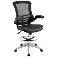 MODWAY DRAFTING CHAIR (NOT ASSEMBLED)