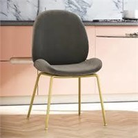ASTOR UPHOLSTERED DINING CHAIR(NOT ASSEMBLED)