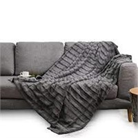 """CHEER COLLECTION COZY THROW BLANKET 60X70"""""""
